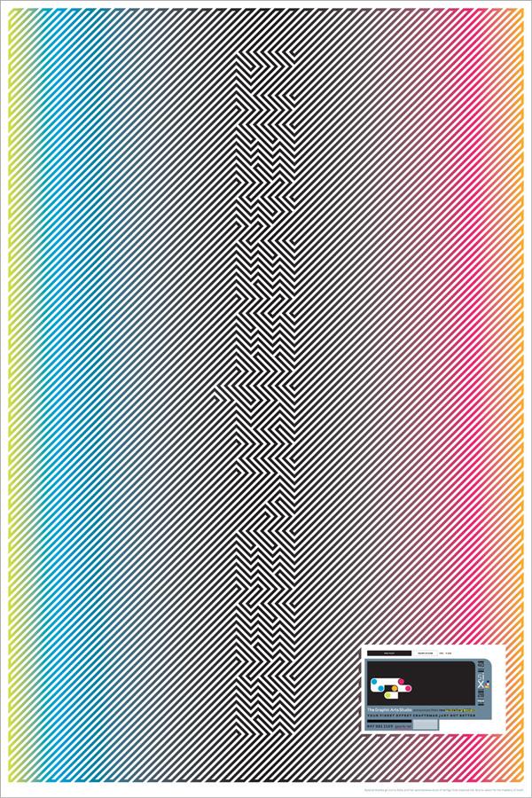 Graphic Arts Studio Poster