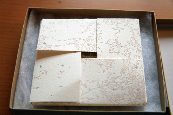 Studio Geologie Holiday Mailer