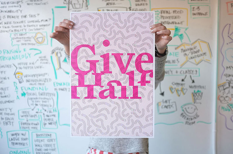 How to Give Half of Your Work Away for Free