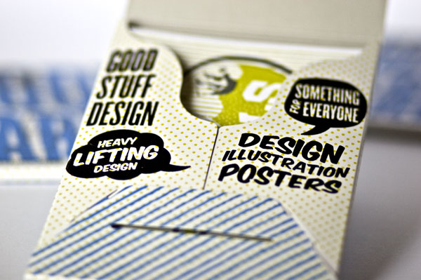 stuff design FPO: Good Stuff Design Good Cards stuff design