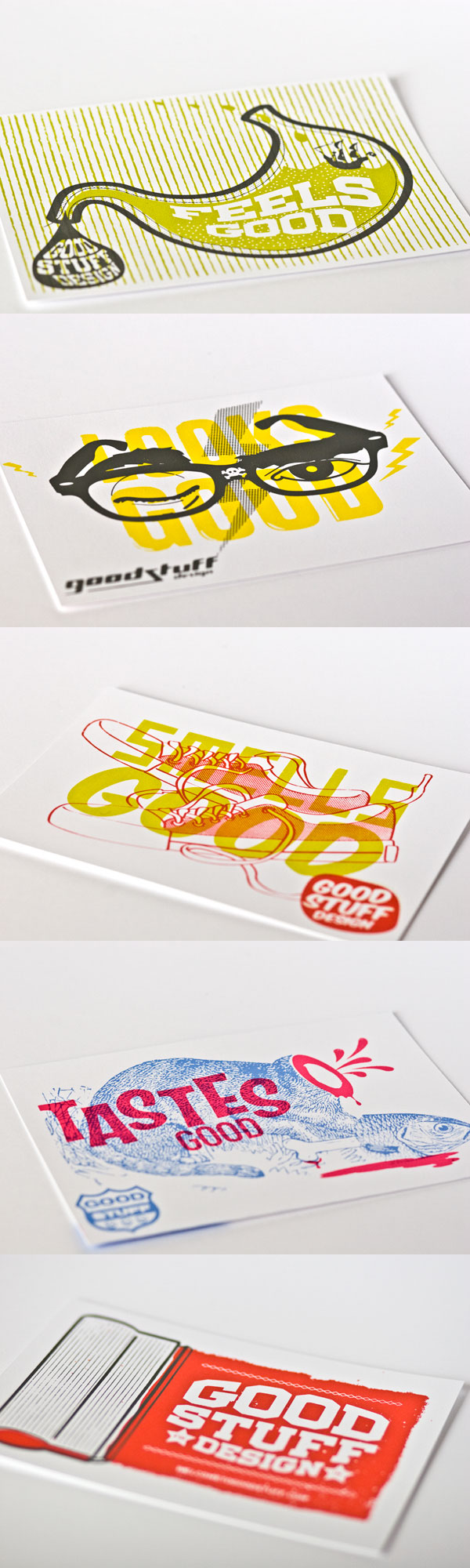 Good Stuff Design Good Cards