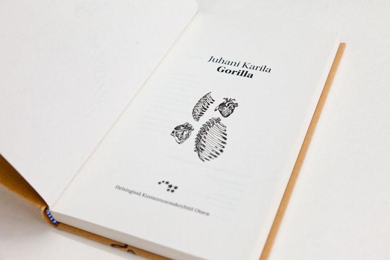 Gorilla, Short Novels