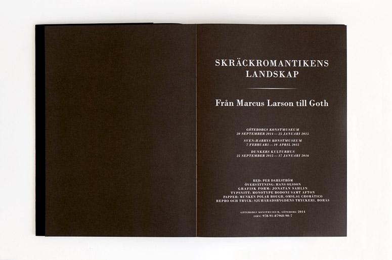 Gothenburg Museum of Art Exhibition Catalogue