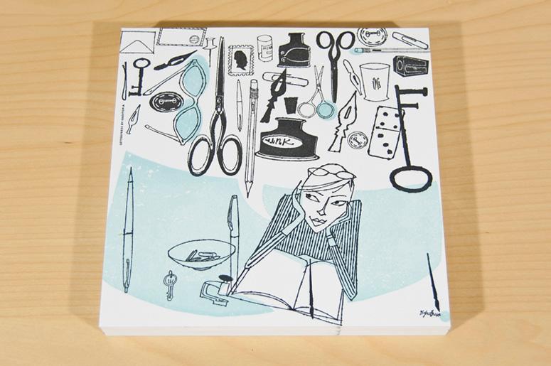 Donna Grethen Promotional Card