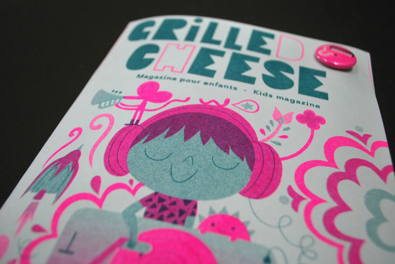 Grilled Cheese Magazine Issue 3