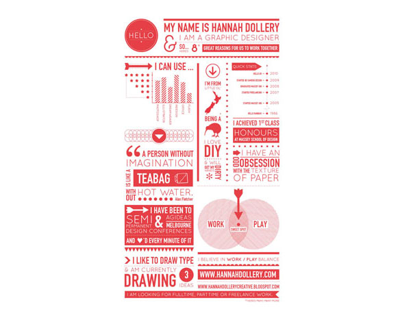 Hannah Dollery Tea Towel CV