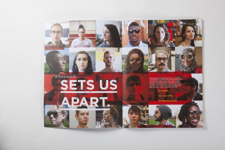 University of Hartford Viewbook