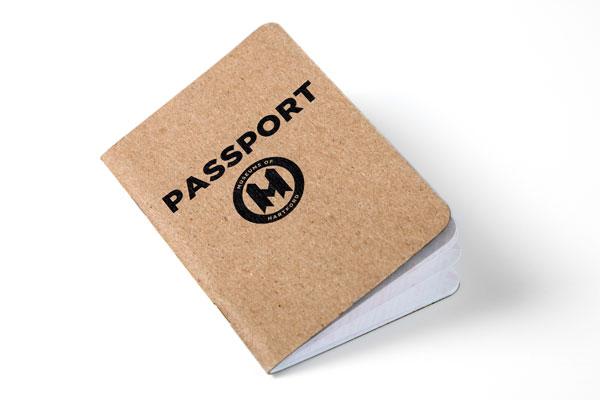 Hartford Museum Passport
