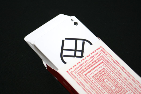 Hat Trick Deck of Cards and Poster