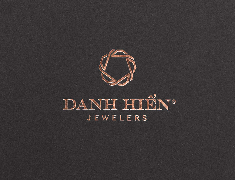 Danh Hien Jewelers Identity Materials