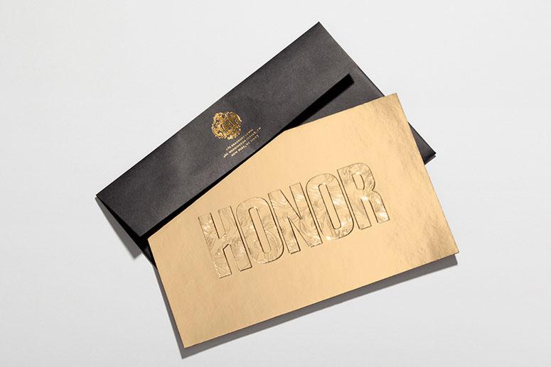 Honor Fall/Winter 2014 Invitation