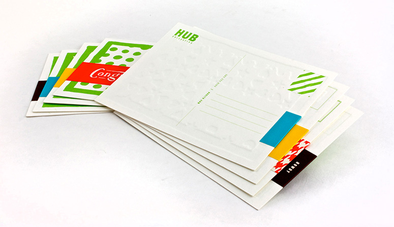 HUB Collective Thank You Card Suite