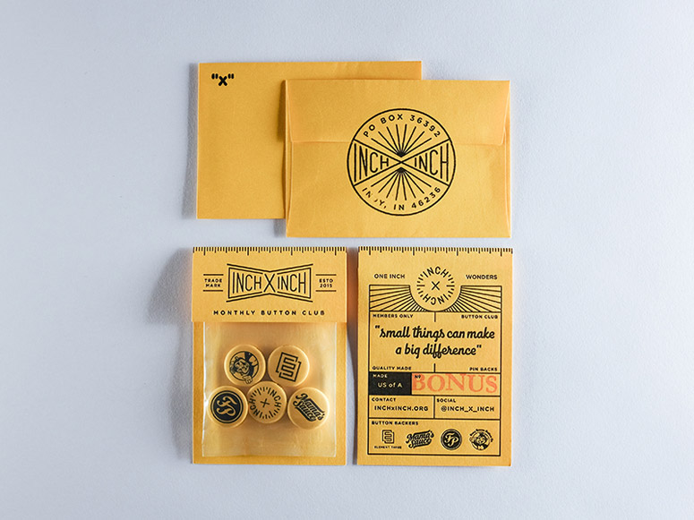 INCH x INCH Sponsor Button Pack