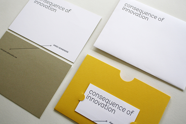 Consequence of Innovation Stationery