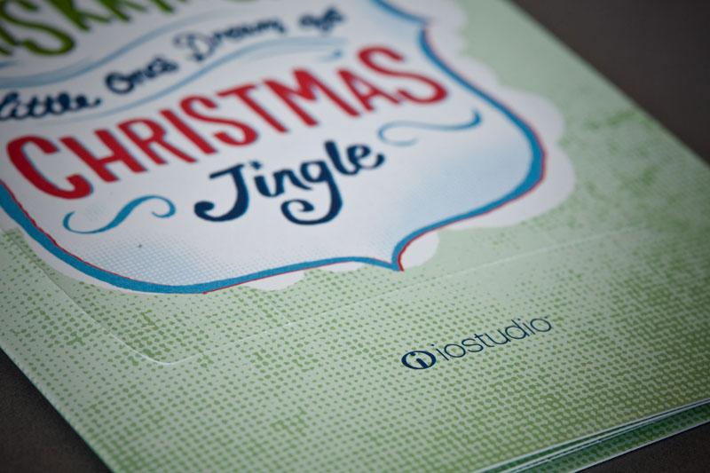iostudio Christmas Eve Dreams Card