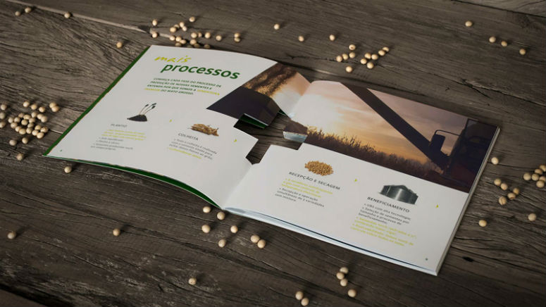 Ipiranga Seeds Varieties Brochure 2014