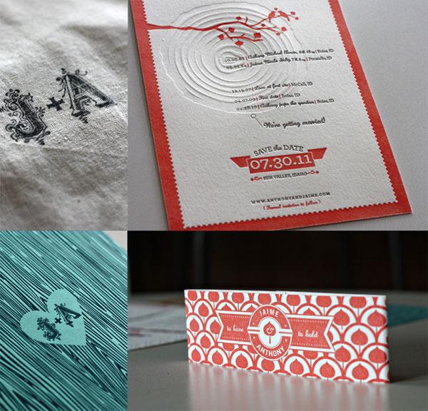 Jaime and Anthony Wedding Invitation