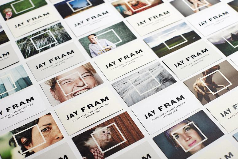 Jay Fram Business Cards