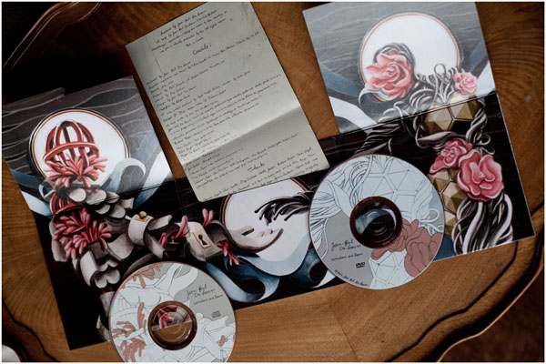 Jean-Paul De Roover CD/DVD Package