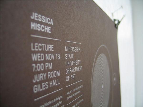 Fpo Jessica Hische Poster