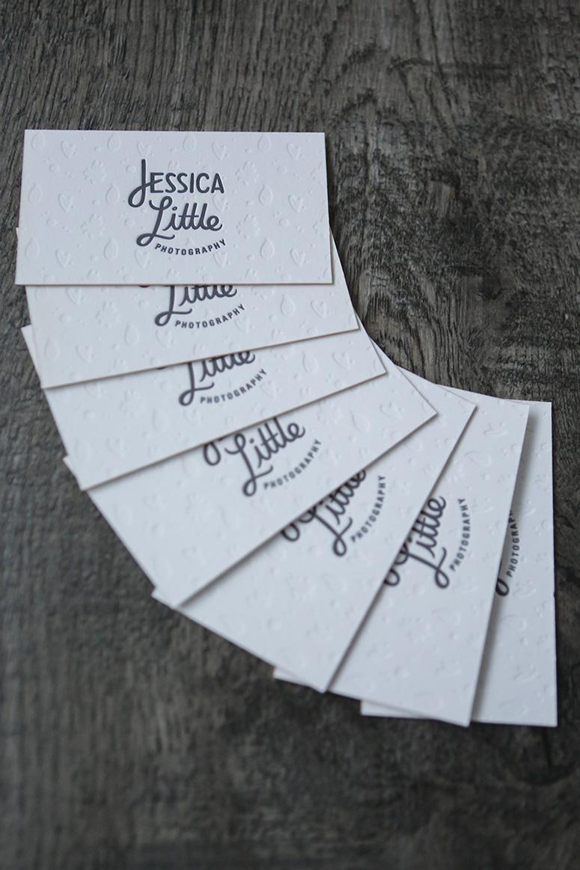 Jessica Little Photography Rebrand