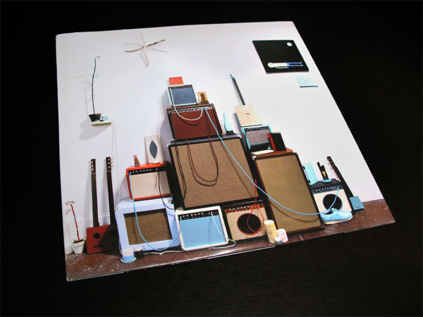 Jim Houser Vinyl Record Packaging