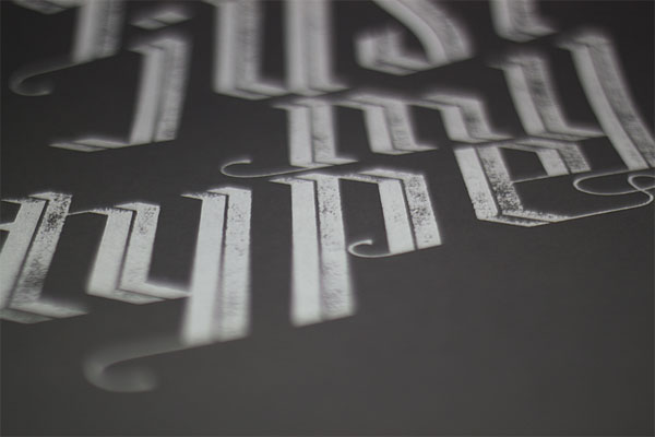 Just My Type Poster