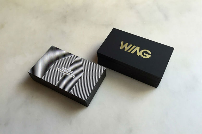 Jonathan Wing Business Cards
