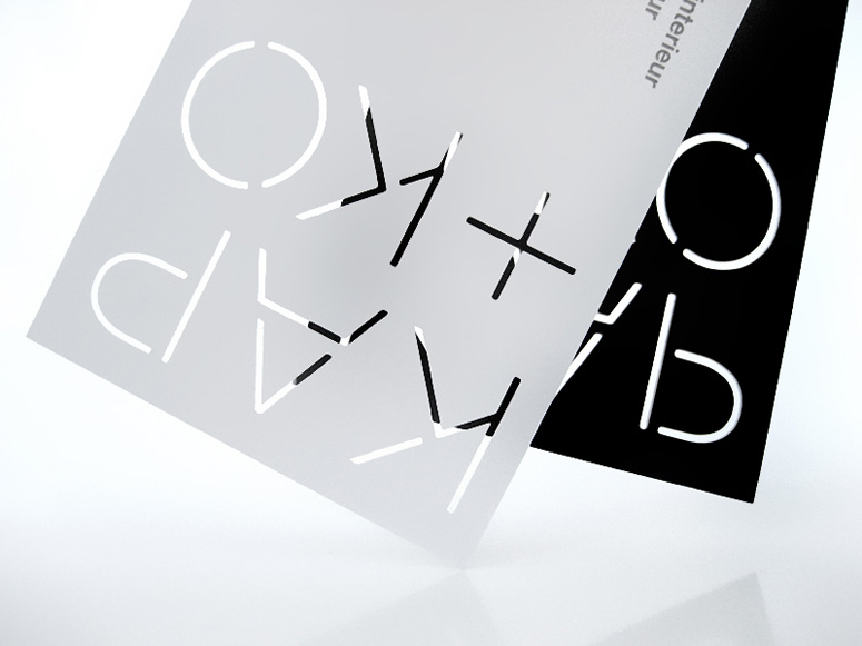 Identity Studio Kap+Ko Business Cards
