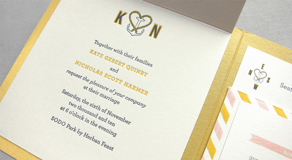 FPO Kate Nick Wedding Invitations