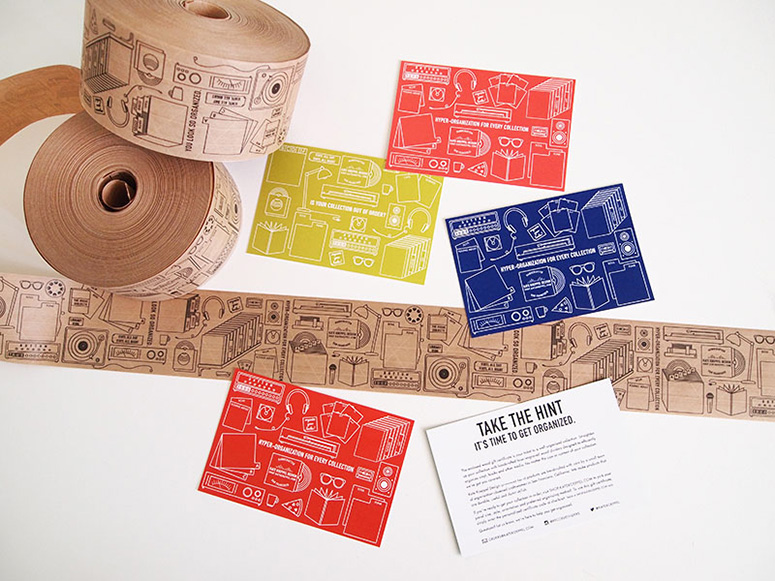 Kate Koeppel Custom Packing Tape