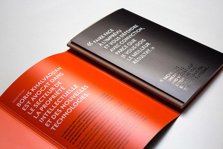 Khalvadjian Avocats Sales Brochure