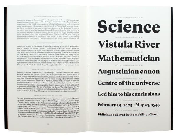 Klim Type Specimen Book
