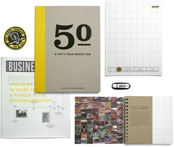 The Korte Company 50th Anniversary Book
