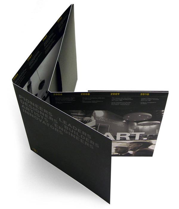 The Korte Company Pocket Folder