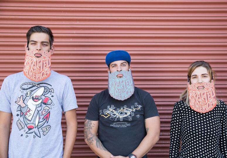 'Selfie Beard' Promo