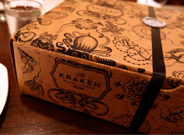 Kraken Press Kit