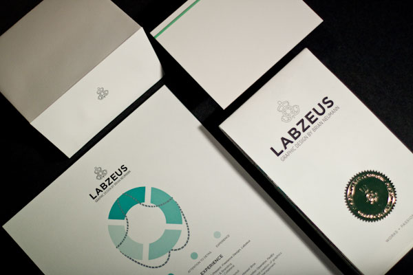 Labzeus Promotional Mailer