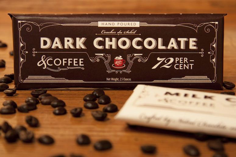Lambertville Trading Company Chocolate Bars