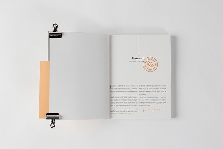 B|D Landscape Architects: Review Journal