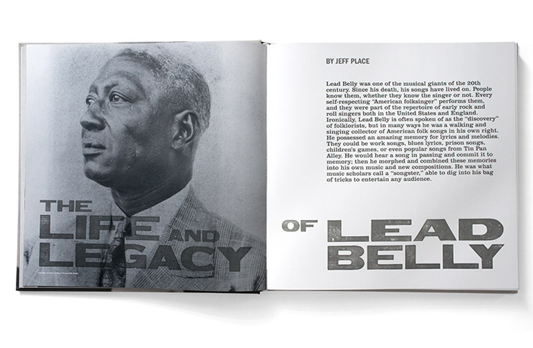 Lead Belly Box Set