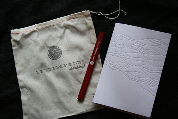 Lettersketch Sketchbooks