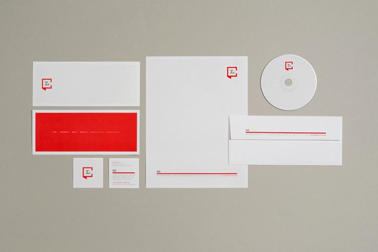 Lewis Communications Identity + Stationery