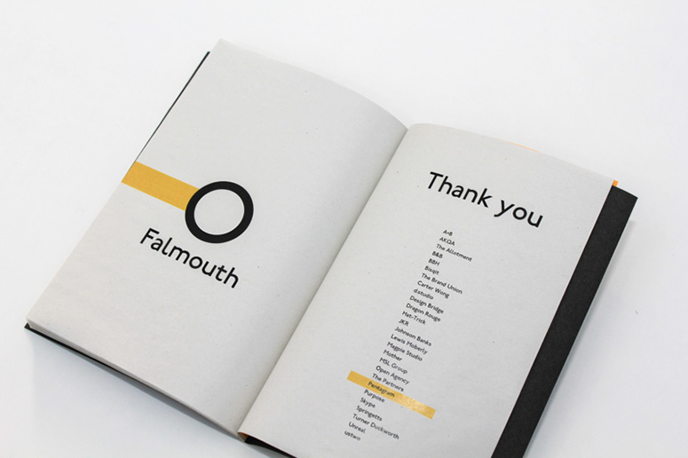 London Studio Visits: Thank You Book