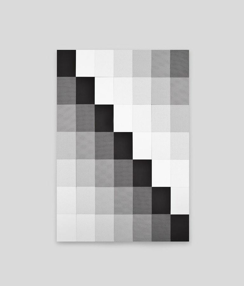 Halftone Satisfaction Business Cards