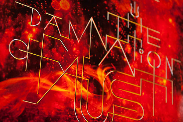 The Damnation of Faust Poster