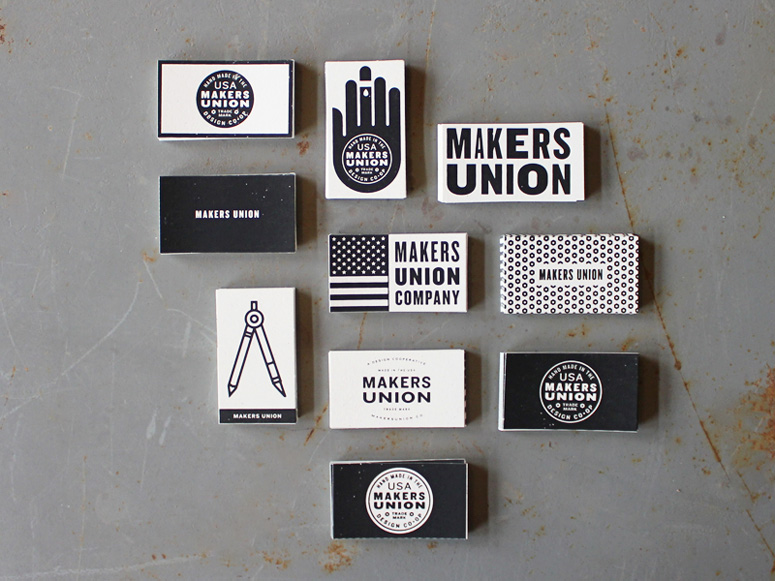 Fpo makers union business cards for Union business cards