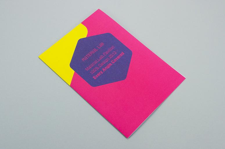 Material Lab Promo Booklet