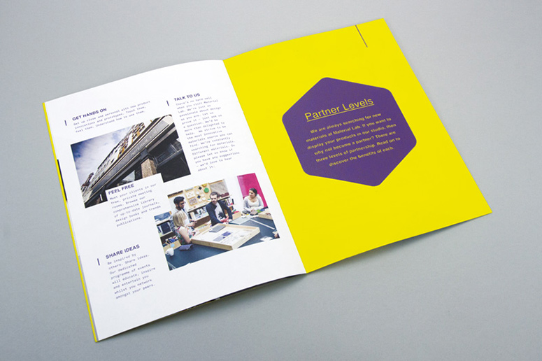 Material Lab Promo Booklet