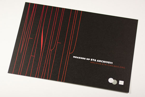 STA Archive11 Promotional Materials